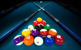Pool Tournament at the Bull Moose Saloon